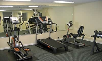 Fitness Weight Room, 17 Llanfair Rd, 2