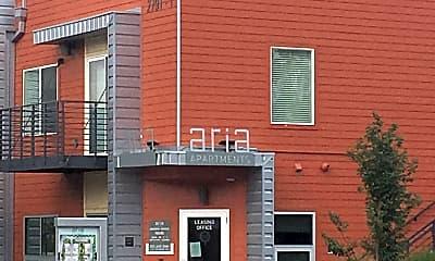 Aria Apartments, 1
