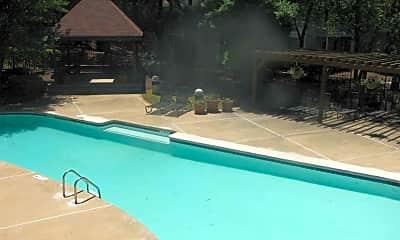 Pool, Anthos at Pinewood Manor, 2