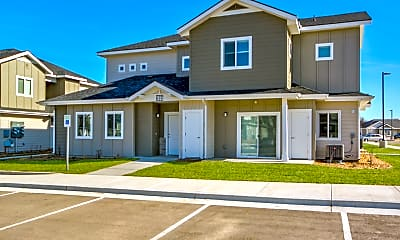 Building, White Hawk Townhomes, 0