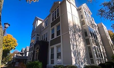 Building, 40 Rowley St, 0