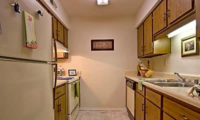 Kitchen, Zelda Pointe, 1