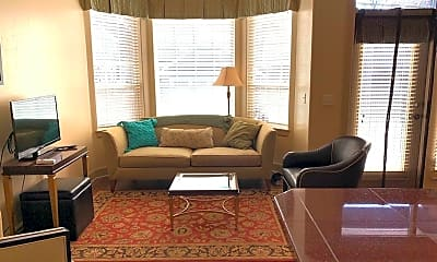 Living Room, 1207 Fort St #110, 1