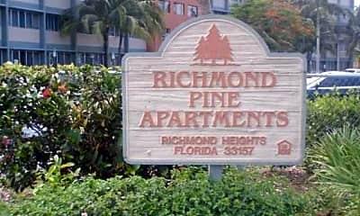 Richmond Pine, 0