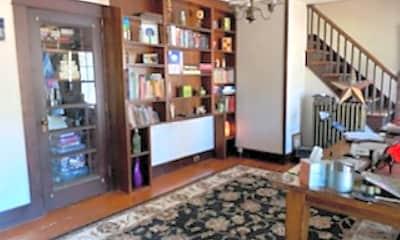 Living Room, 470 Old Saratoga Rd, 1