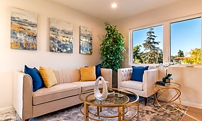 Living Room, 5242 Cleon Ave, 1