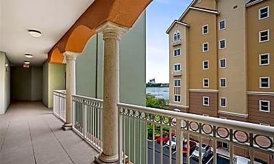 Patio / Deck, 8743 The Esplanade 24, 1