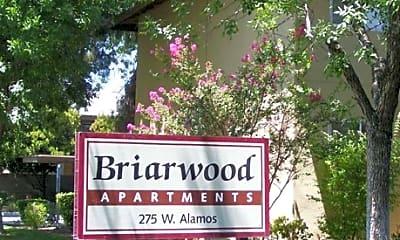 Building, Briarwood Apartments, 0