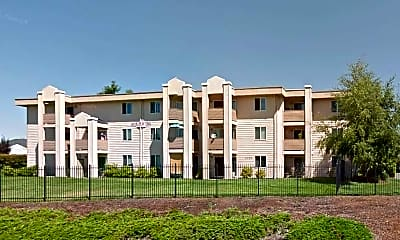 Building, Marine Terrace Apartments, 0