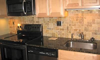 Kitchen, 119 Oberlin Terrace, 1