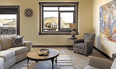 Living Room, 1363 Montana Ave, 1
