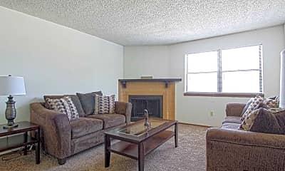 Living Room, Buttonwood Tree, 1