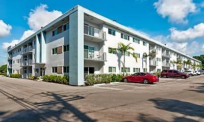 Building, 2500 Boca on Federal, 0