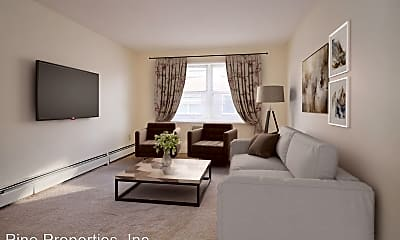 Living Room, 1905 Middlesex St, 1