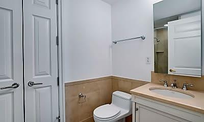 Bathroom, 15 Central Park West 16-J, 2
