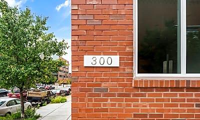 Community Signage, 300 Budd St B1, 2