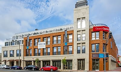 Gayley & Lindbrook Apartments, 0