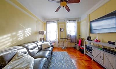 Living Room, 116 Cambridge Pl, 1