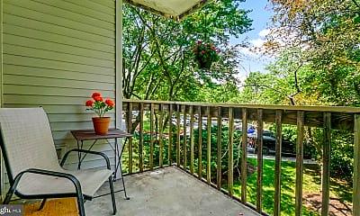 Patio / Deck, 5370 Smooth Meadow Way B-LA12, 2