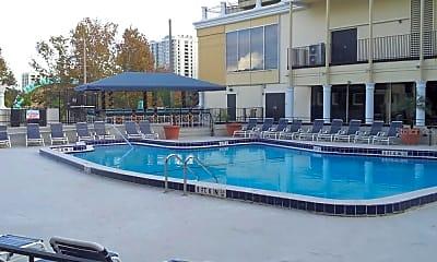 Pool, 151 E Washington St 511, 1