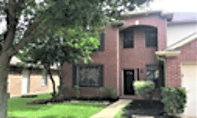 Building, 9343 Floral Crest Drive, 1