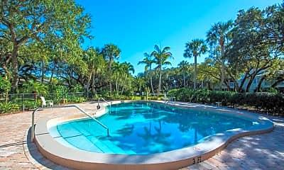 Pool, 133 Park Shores Cir 4E, 2