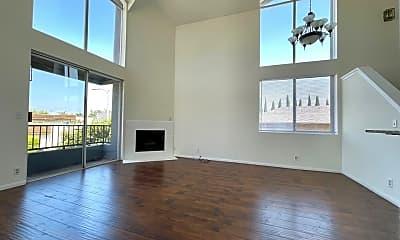Living Room, 1529 S Bundy Dr 202, 1