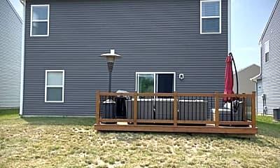 Patio / Deck, 9124 Tansel Creek Rd, 2