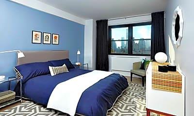 Bedroom, 260 W 52nd St, 1