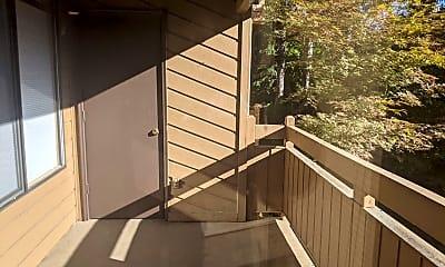 Patio / Deck, 1801 N 107th St, 2