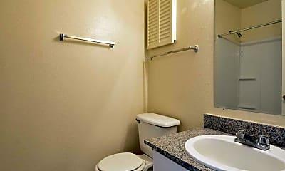 Bathroom, University Square, 2