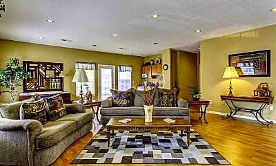 Living Room, Miller Town, 1