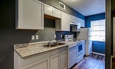Kitchen, Terra Vista Apartments, 0