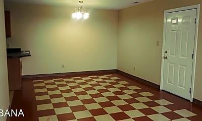Bedroom, 701 W Oak St, 1