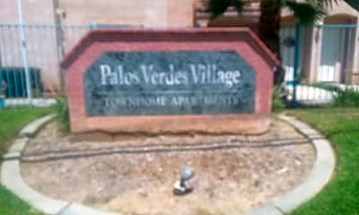 Palos Verdes Village Townhomes, 1