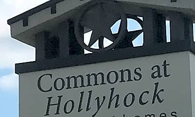 The Commons at Hollyhock, 1