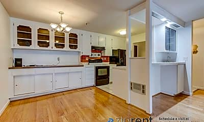 Kitchen, 303 Adams St, 107, 1