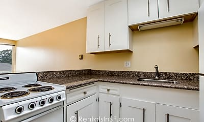 Kitchen, 291 15th St, 1