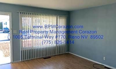 Living Room, 505 Kirman Ave, 1