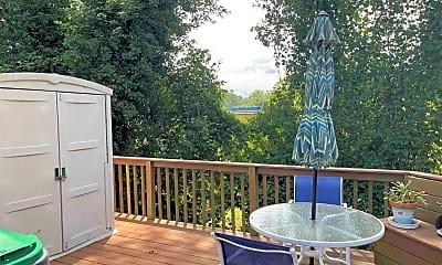 Patio / Deck, 129 Birdwood Ct, 2