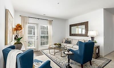 Living Room, Peyton Park, 1