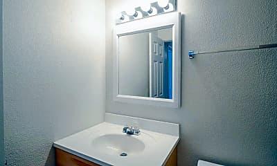 Bathroom, Kensington Court, 2