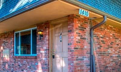 Building, 1410 E 16th St, 2