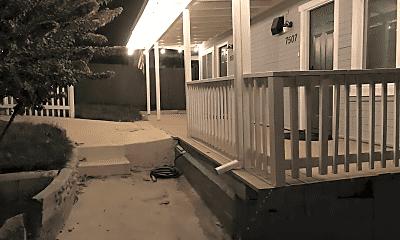 Patio / Deck, 7505 Mt Vernon St, 1