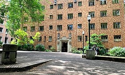 Blackstone Residence Hall, 0