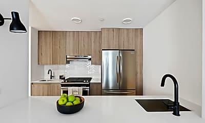 Kitchen, 1277 E 14th St 615D, 1
