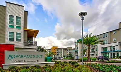 Community Signage, 50 Paramount, 2