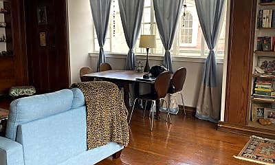 Living Room, 712 St Louis St, 1