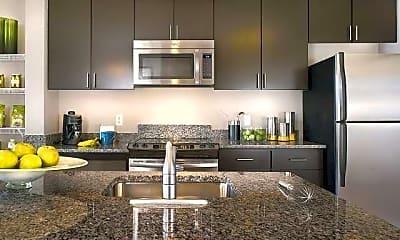 Kitchen, 360 H Street, 1