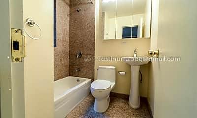 Bathroom, 230 W 18th St, 2